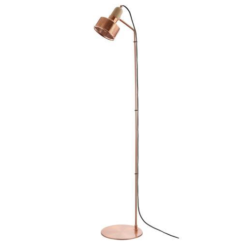 Leston Floor Lamp - Copper