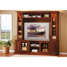 TV STAND - ORDER STYLE # 3500HU FOR THE COMPLETE UNIT