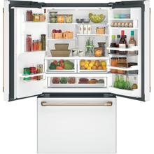 View Product - Café™ ENERGY STAR® 27.8 Cu. Ft. Smart French-Door Refrigerator with Hot Water Dispenser