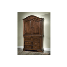 Heritage Court TV Armoire