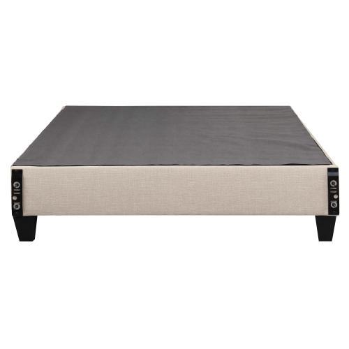 Elements - Abby Queen Platform Bed