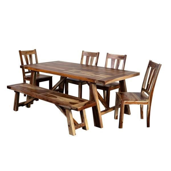 See Details - Kalispell Dining Table Set, PDU-116