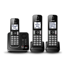 KX-TGD393 Cordless Phones