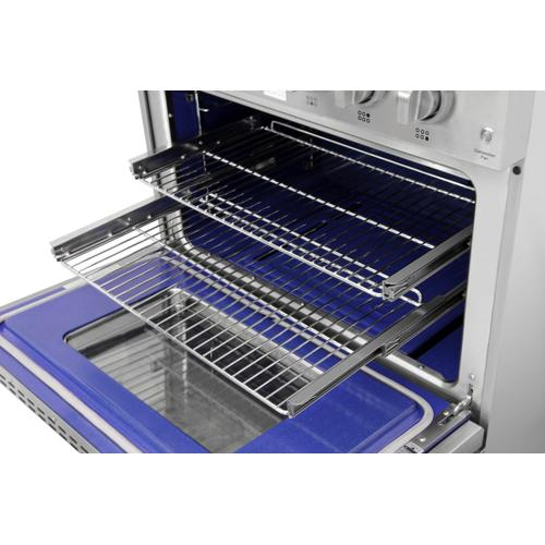 30 Inch Telescopic Rack for Professional Ranges