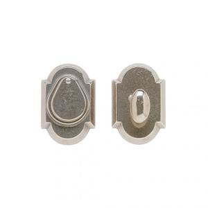 ARCHED DEAD BOLT - DB508 Silicon Bronze Brushed Product Image