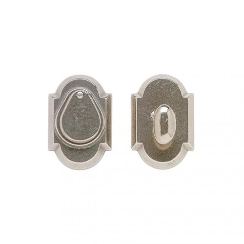 ARCHED DEAD BOLT - DB508 Silicon Bronze Light