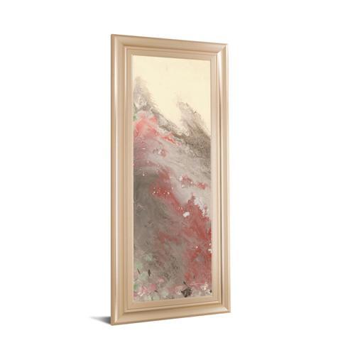"""Sang Froid I"" By Dlynn Roll Framed Print Wall Art"