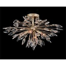 Reveille: Crystal Constellation Four-Light Semiflush