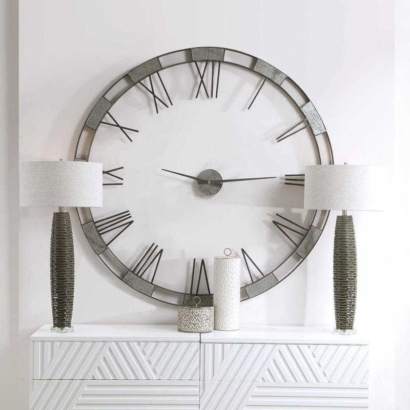 Alistair Wall Clock