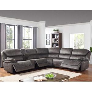 Plaza 6-Piece Power Reclining Sectional