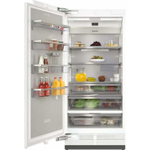 K 2911 Vi MasterCool refrigerator For high-end design and technology on a large scale.