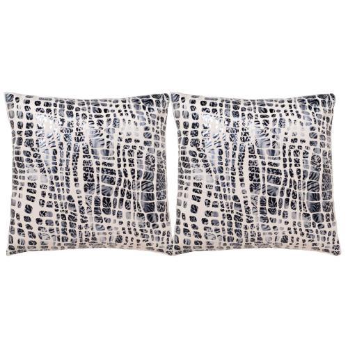 Cleo Pillow - Grey Moon