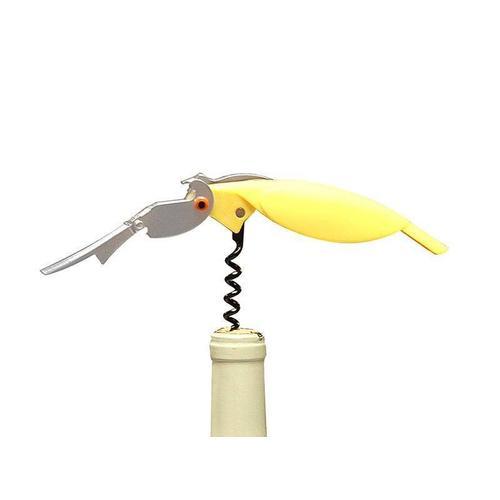 Epicureanist Parrot Corkscrew (Yellow)