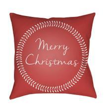 "Merry Christmas II HDY-075 18""H x 18""W"