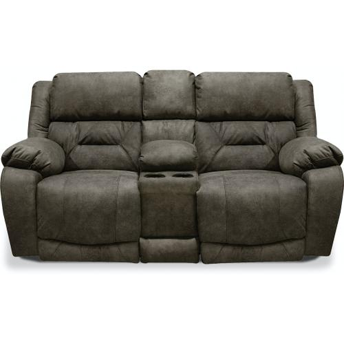 EZ9B085 EZ9B00 Double Reclining Loveseat Console