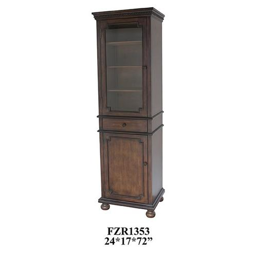 Crestview Collections - Brighton Linen Cabinet