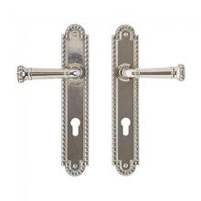"""View Product - Corbel Arched Multi-Point Entry Set - 2"""" x 11"""" Silicon Bronze Brushed"""