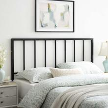 Tatum Queen Headboard in Black