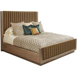Woodwright King Mulholland Upholstered Bed