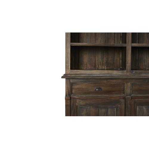 Bramble - Hudson Open Bookcase