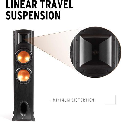 Klipsch - Synergy Black Label F-300 Floorstanding Speaker