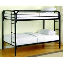 Twin/twin Bunk Bed (bk)