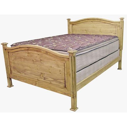 Full Budget Bed