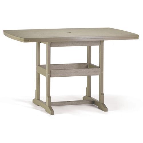 "Breezesta - 42"" x 60"" Counter Table"