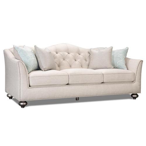 Magnussen Home - Silver Sofa