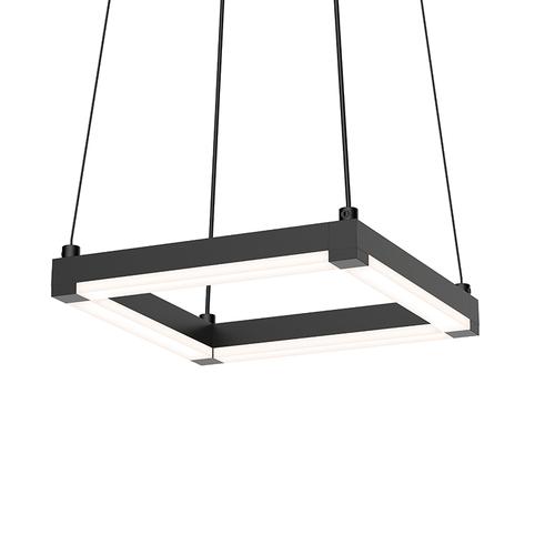 """Stix Square 9"""" LED Pendant"""