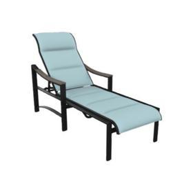 Brazo Padded Sling Chaise Lounge