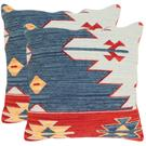 Pueblo Pillow - Blue Product Image
