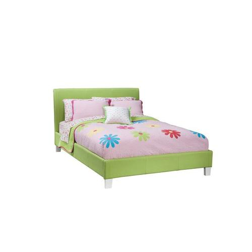 Fantasia Trundle Twin Bed, Green