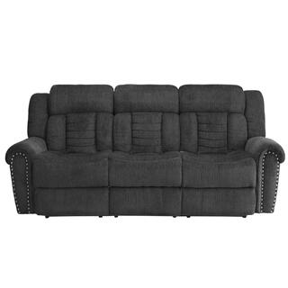 Nutmeg Double Reclining Sofa