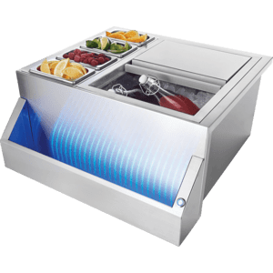 Napoleon GrillsMulti-Functional Beverage Center , Stainless Steel , Electric