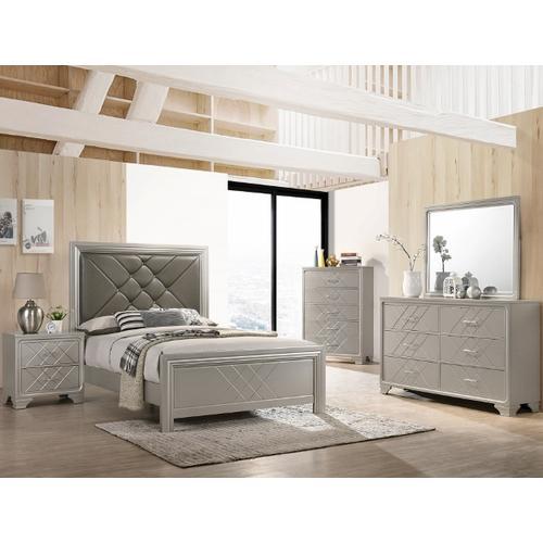 Crown Mark B6970 Phoebe King Bedroom