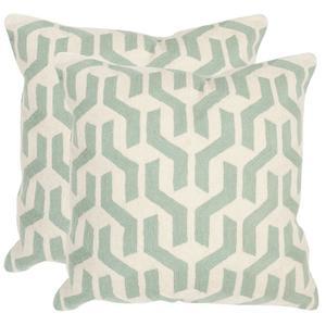 Minos Pillow - Misty Mint