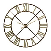 Jasper Iron Wall Clock