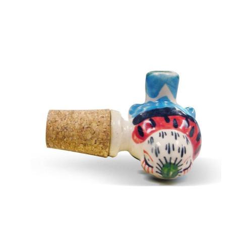 Epicureanist Bird Ceramic Bottle Stopper