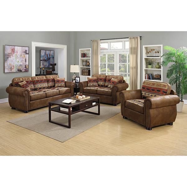 See Details - Hunter Sofa, Loveseat, Chair, Recliner & Ottoman, U8020