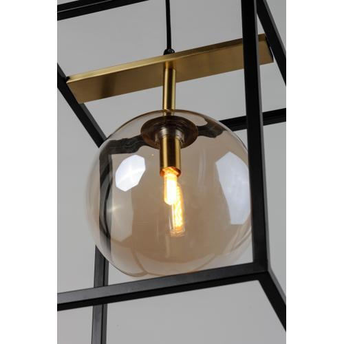 Fluid 1-Light LED Pendant