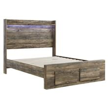 Rusthaven Full Storage Footboard