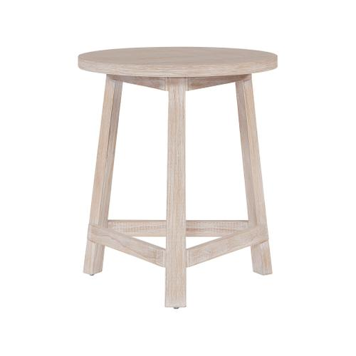 Getaway Round End Table