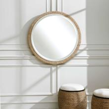 Carbet Round Mirror