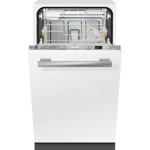 MieleG 4780 SCVi AM - Fully integrated dishwashers with hidden controls, cutlery tray, custom panel handle ready, ADA Compliant