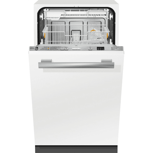 G 4780 SCVi AM - Fully integrated dishwashers with hidden controls, cutlery tray, custom panel handle ready, ADA Compliant