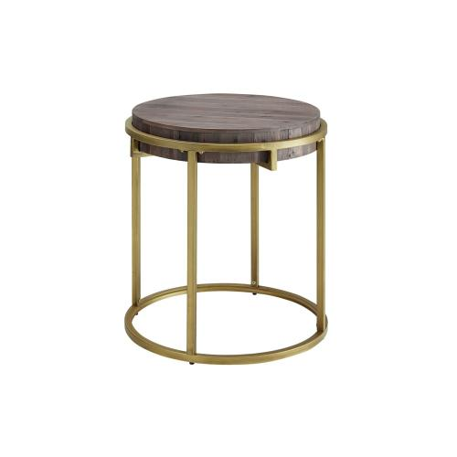 Samuel Round End Table