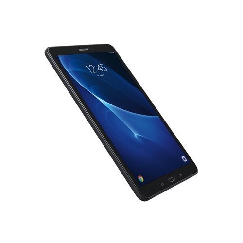 """Samsung - Galaxy Tab A 10.1"""" 16GB (Sprint), Black"""