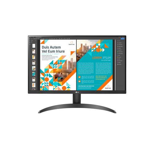 LG - 24'' QHD IPS HDR 10 Monitor with FreeSync™