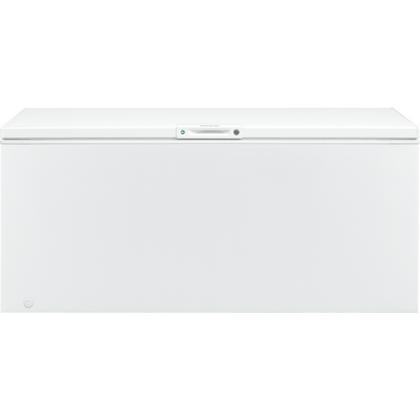 See Details - Frigidaire 24.8 Cu. Ft. Chest Freezer